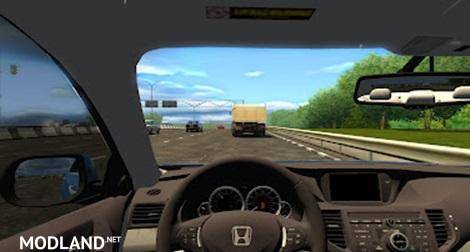 Honda Accord Type S [1.2.5] mod City Car Driving